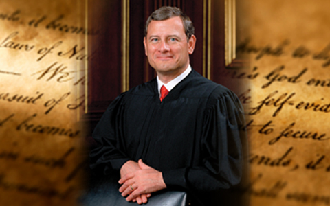 Picture of Chief Justice Roberts