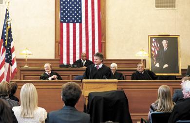 Fergus Falls Courthouse Named in Honor of Judge Devitt