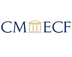logo for CM/ECF