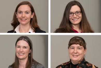 The four Supreme Court Fellows