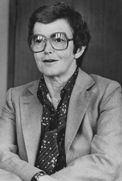 Image: Judge Betty Binns Fletcher