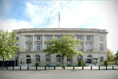 William O. Douglas U.S Courthouse and Federal Building in Yakima, Washington