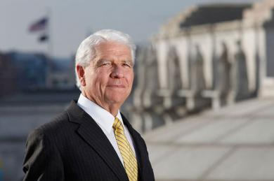 The Honorable Thomas F. Hogan, Director of the Administrative Office of the U.S. Courts.