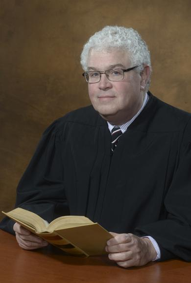 Judge Frank J. Bailey