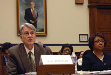 Judge Michael Ponsor