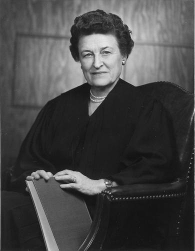Sarah Tilghman Hughes