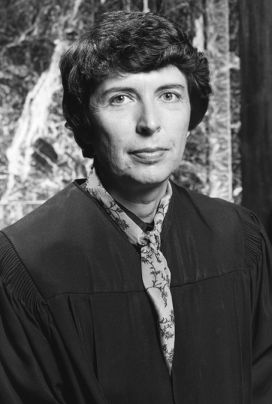 Image: Judge Mary Murphy Schroeder