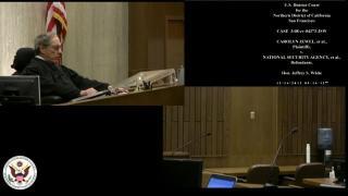 Jewel v. NSA (Part 1)