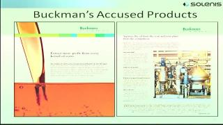 TNW- Buckman Laboratories, Inc. v. Solenis, LLC & Solenis Technologies, LP (Part 2)