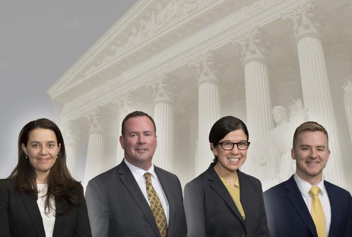 Supreme Court Fellows for the 2017-2018 term.