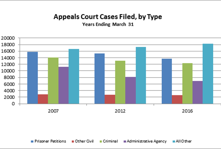 Appeals by Type