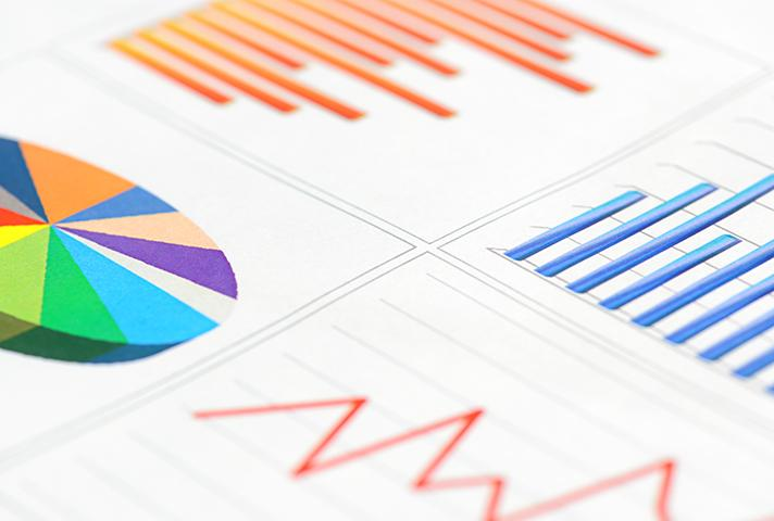statistical charts and graphs