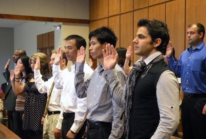 Naturalization Ceremonies | United States Courts