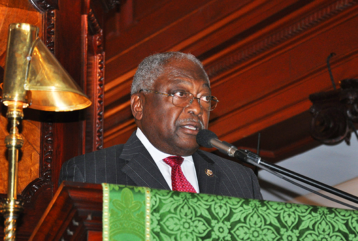 U.S. Rep. James E. Clyburn