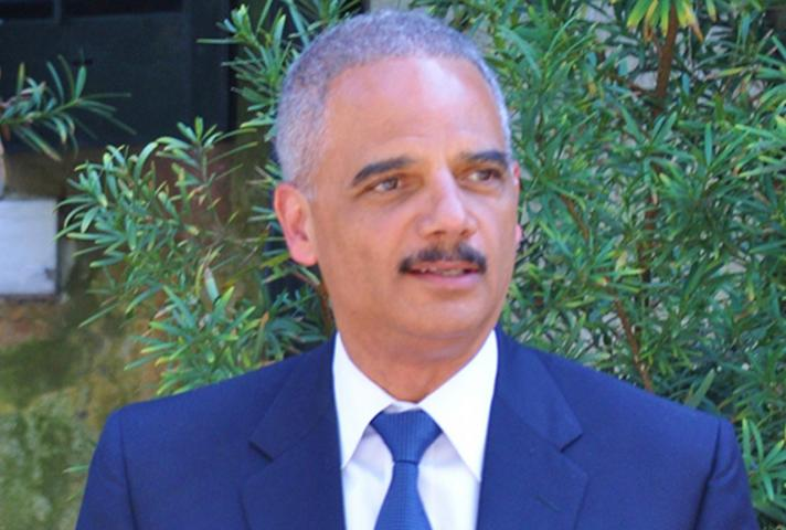 Attorney General Eric H. Holder Jr. spoke about Judge Waring's legacy.