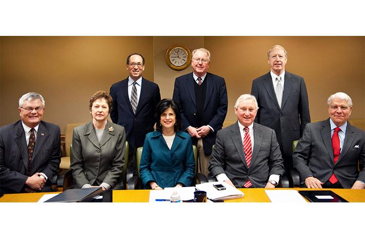 The Executive Committee of the Judicial Conference