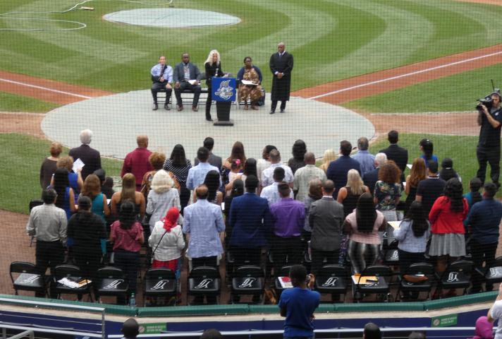 Naturalization Ceremony in Hartford, CT