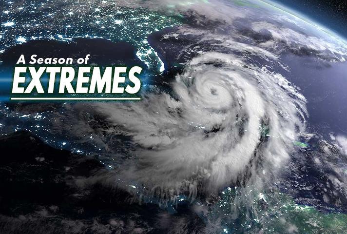 hurricane satellite picture