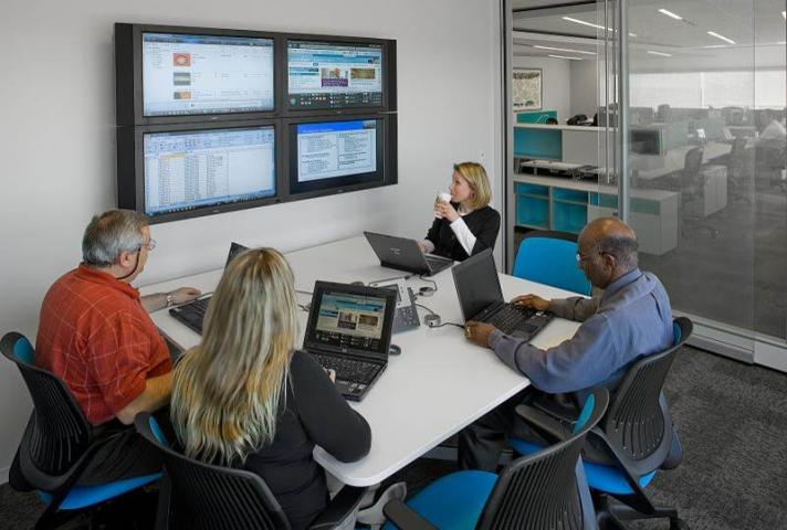 Probation Office Pilots Lean, Open Design to Shrink Space, Rent