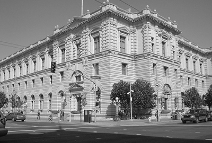 James R. Browning U.S. Courthouse in San Francisco
