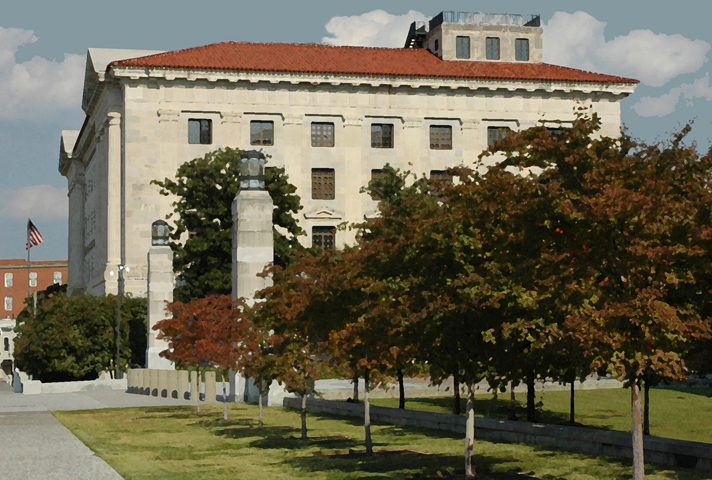Frank M. Johnson Jr. Federal Building and U.S. Courthouse in Montgomery, Alabama