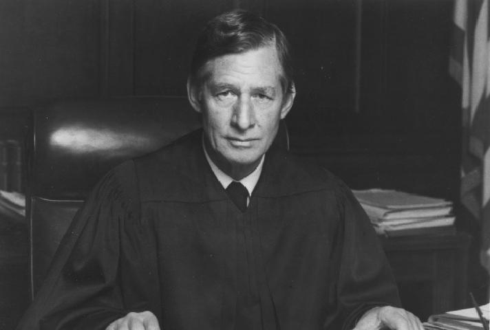 Judge Frank M. Johnson Jr.