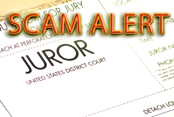 Jury Scams Target Even Unlikely Victims United States Courts