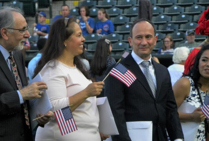 Naturalization Ceremony in Oklahoma City, OK