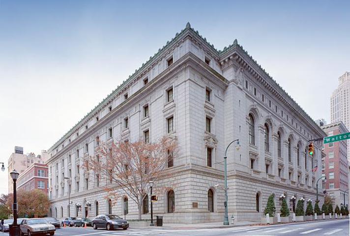 Elbert P. Tuttle U.S. Court of Appeals Building in Atlanta