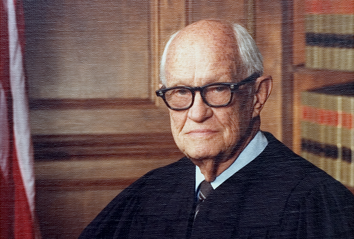 Judge Elbert P. Tuttle