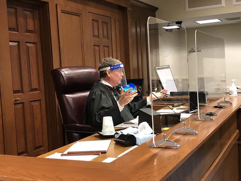 Chief Judge James K. Bredar