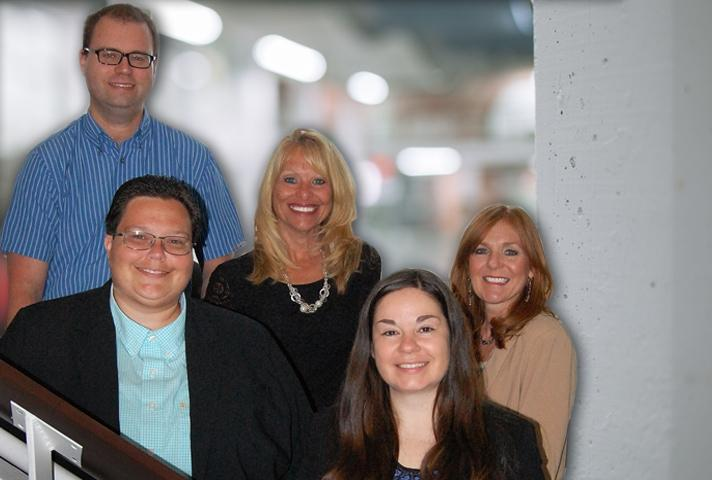 Five Northern District of Ohio employees were honored for developing QuEST.