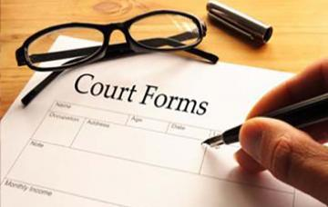 Federal Court Forms