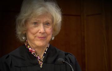 Judge Carolyn Dimmick